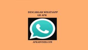 Descargar Whatsapp GB apk
