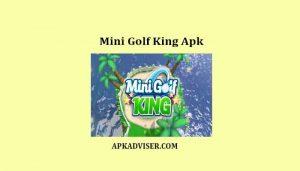 Mini Golf King Apk download