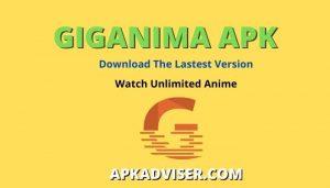 giganima apk download