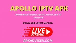 Apollo Iptv Apk