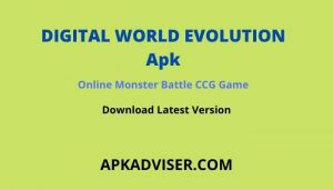 Digital World Evolution