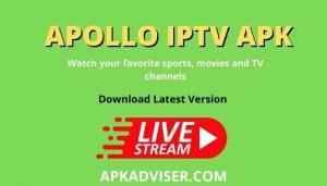 Download Apollo Iptv Apk