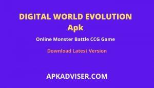 Download Digital World Evolution