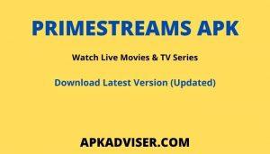 Download Primestreams Apk