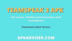 Download TEAMSPEAK 3 Apk