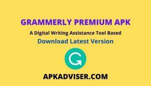 Grammarly Premium APK (1)