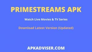 Primestreams Apk