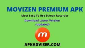 Download Mobizen Premium APK