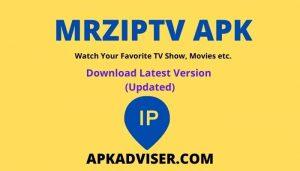 Download Mrziptv APK