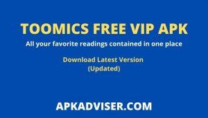 Download Toomics Free Vip Apk