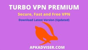 Download Turbo vpn premium