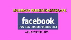 Facebook Friends Mapper Apk