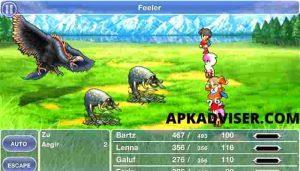 Final Fantasy V Apk