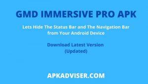 GMD Immersive Pro