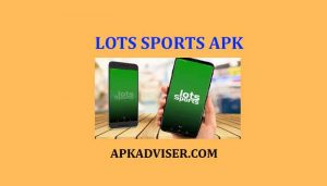 Lots Sports APK for android