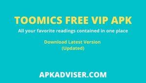 Toomics Free Vip