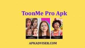 ToonMe Pro Apk