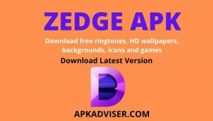 Zedge Apk for android