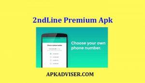 2ndLine premium apk for android