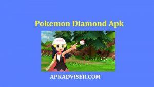 Pokemon Diamond Apk