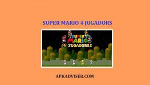 Super Mario 4 Jugadores Apk Android