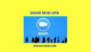 Zoom Mod APK