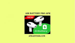 Air battery pro apk for android