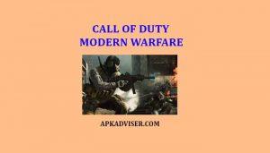 Call of Duty Modern Warfare APK