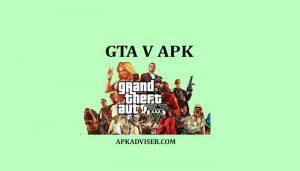 GTA V mod Apk