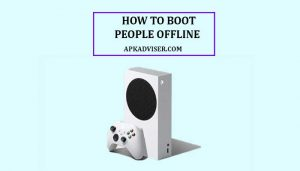how to boot people offline on xbox