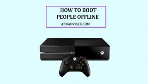 how to boot people offline on xbox one