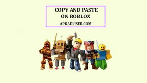 How to Copy and Paste on Roblox