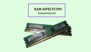 RAM impacts on FPS