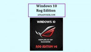 Windows 10 gaming Edition