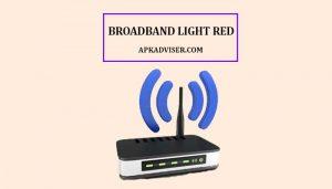 Broadband Light Red