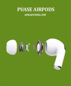 How to Pause Air Pods